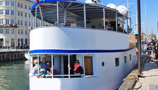 Boat Charter At København, Denmark On M/s Lango