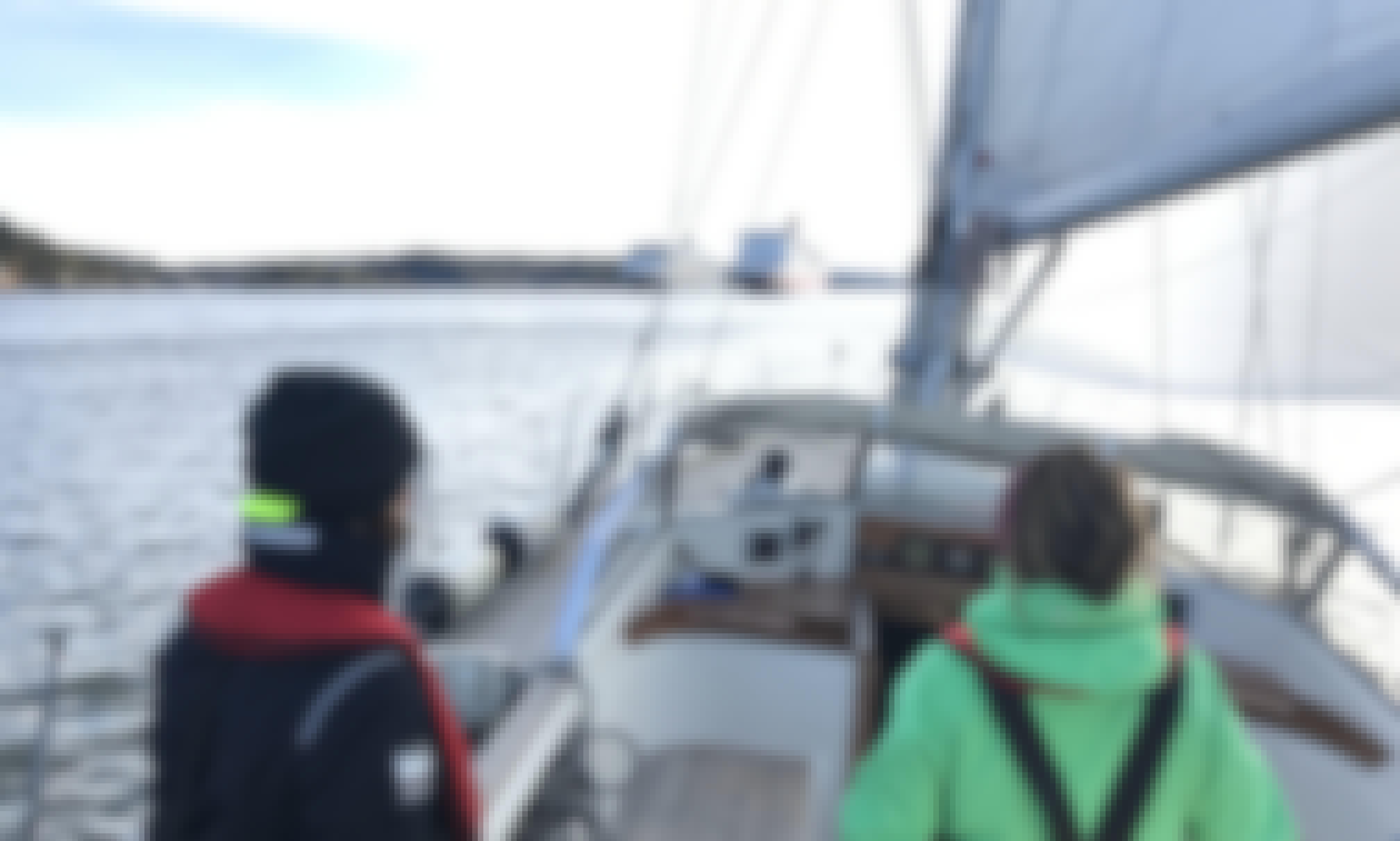 Cruising Monohull rental in Stockholm