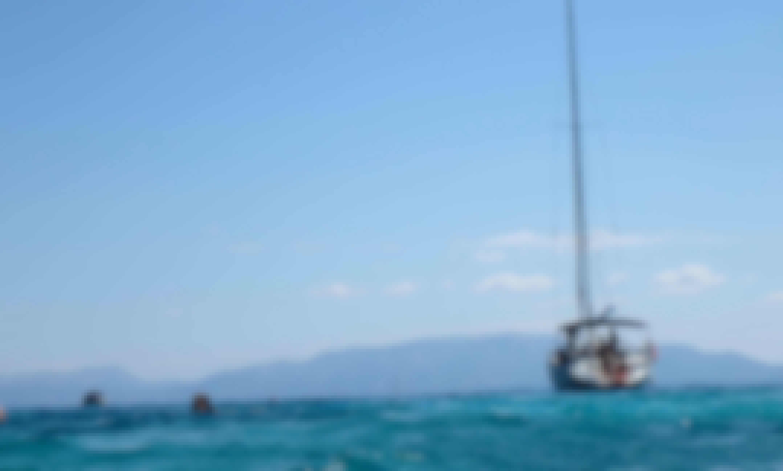 Sailing cruise to Ionian islands - Bavaria 44