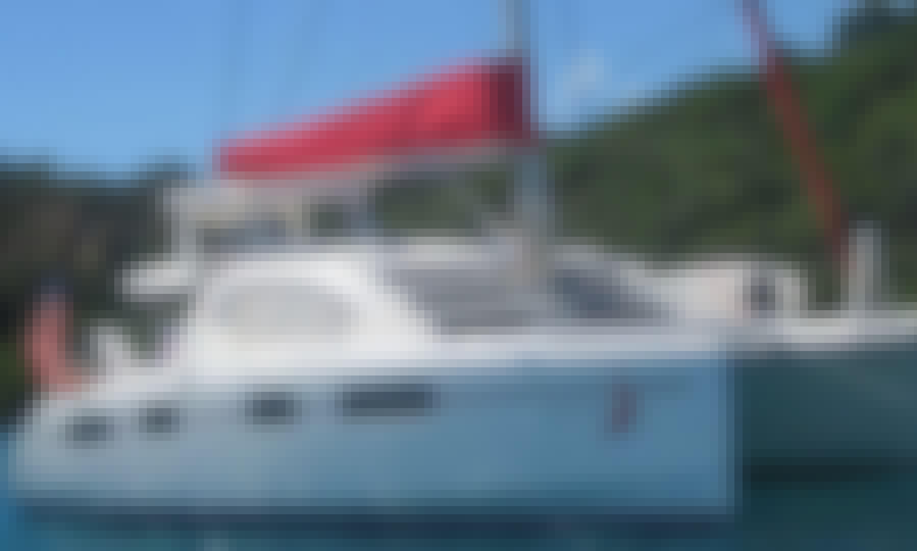 6 PAX Cruising Catamaran Charter in St. Thomas