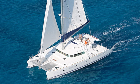 Sailing Charter On 58' Privilege Cruising Catamaran In Fiumicino, Italy