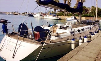 50' Grand Soleil Sailing Yacht Charter in Naples, Italy