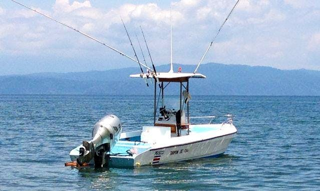 Full Day Fishing Tour in Puerto Jiménez - captained included!