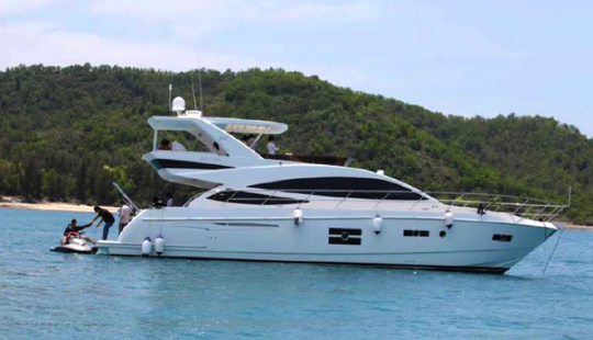 Cruise In Style On A Motor Yacht In Shanghai