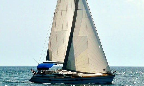 Charter S/y Orion Cruising Monohull In Almuñécar, Spain