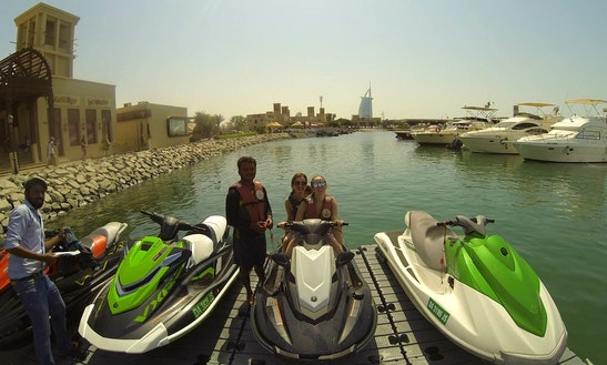 Jet Ski Fishing Charter In Dubai
