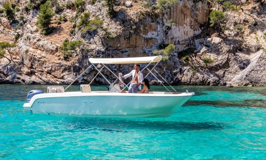 Invictus 190 Fx Center Console For Rent In Trogir, Croatia