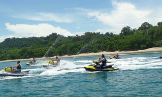 Jet Ski Tour with a Professional Guide in Quepos, Costa Rica