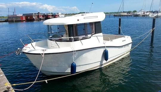 Rent Quicksilver 605 Capture Boat In Fehmarn