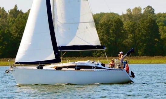 Charter 33' Cruising Monohull In Sztynort, Warmińsko-mazurskie