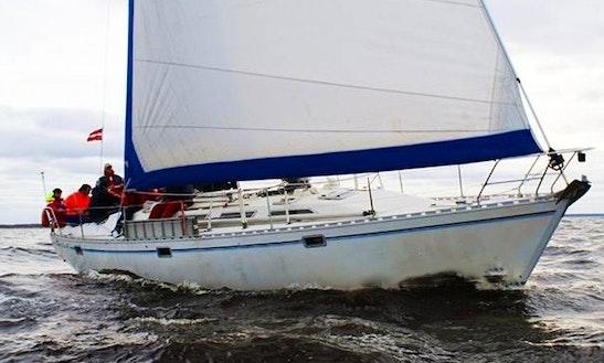 Charter 44' Cruising Monohull In Riga, Latvia