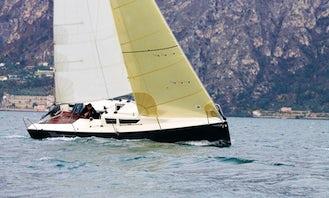 N FUN-30 Sailing Monohull Charter in Giżycko