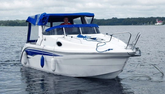 Delfin 650 Yacht Charter In Giżycko