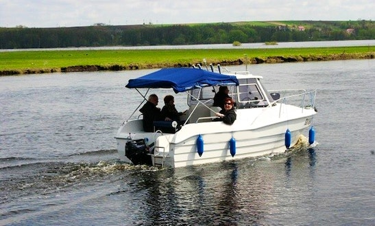 Texas 540 Motor Boat Rental In Ruciane-nida