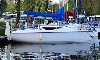 Maxus 24 Cruising Monohull Charter in Gizycko