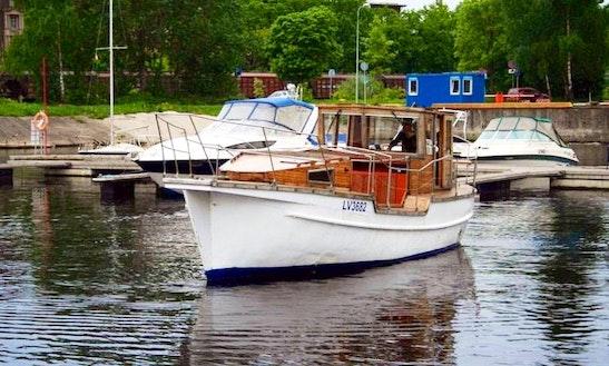 Ship Didzis Rental In Rīga