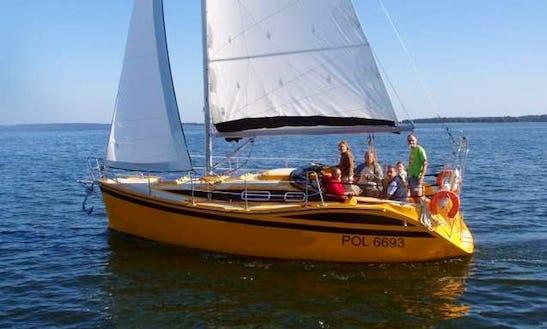 Tes 32 Cruising Monohull Charter In Piaski, Poland