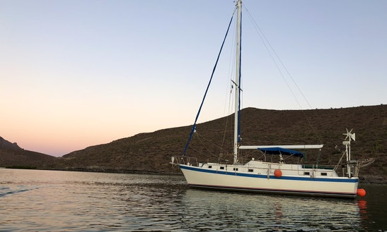 Cruising Monohull Sleep Aboard Rental In La Paz, Baja California Sur