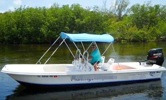 Guded Boat Tour In Key Largo