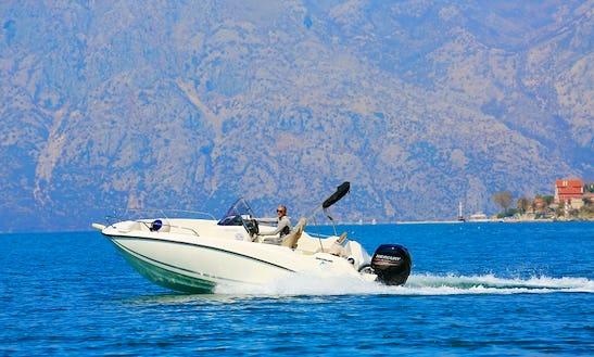 Speedboat Tour From Kotor, Montenegro