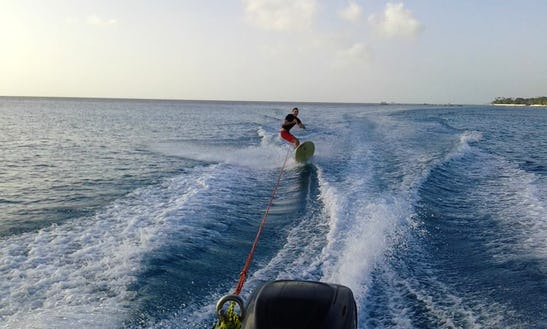 Enjoy Wakeboarding In Fitts Village, Barbados