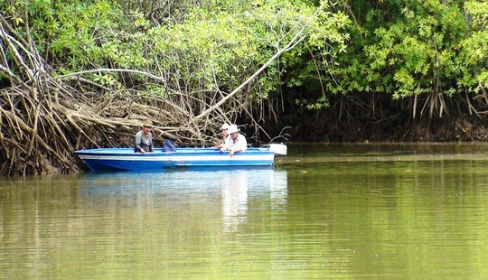 Great Fishing Trip In Quepos, Costa Rica