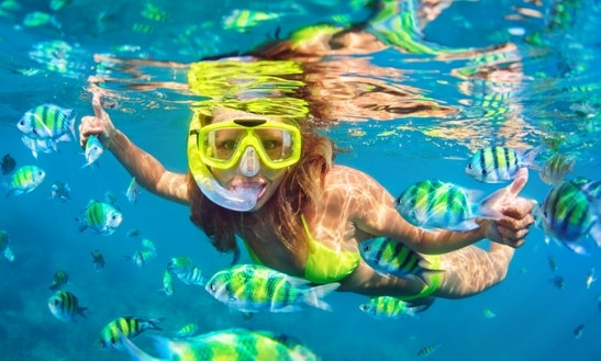 Enjoy Snorkeling In Quepos, Costa Rica