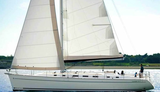 Beneteau Cyclades 50.5 Sailing Yacht In Lefkas Perigiali, Greece To Discover The Ionian Islands