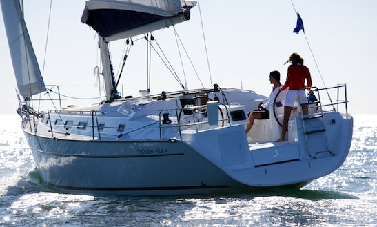 Charter The Beneteau Cyclades 43.4 Sailing Yacht In Alimos, Greece