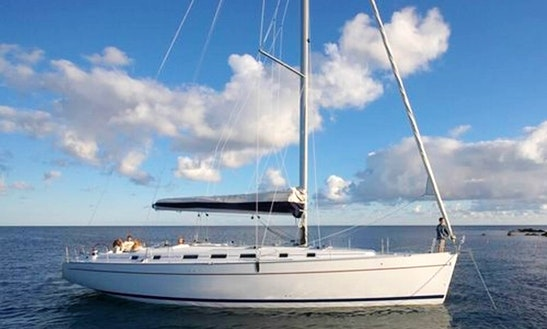 50' Beneteau Cyclades Sailing Yacht Rental In Alimos, Greece For Up To 6 Guests