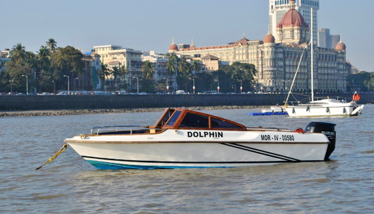 Cruise Mumbai Harbour Aboard A Bowrider For 10 People!