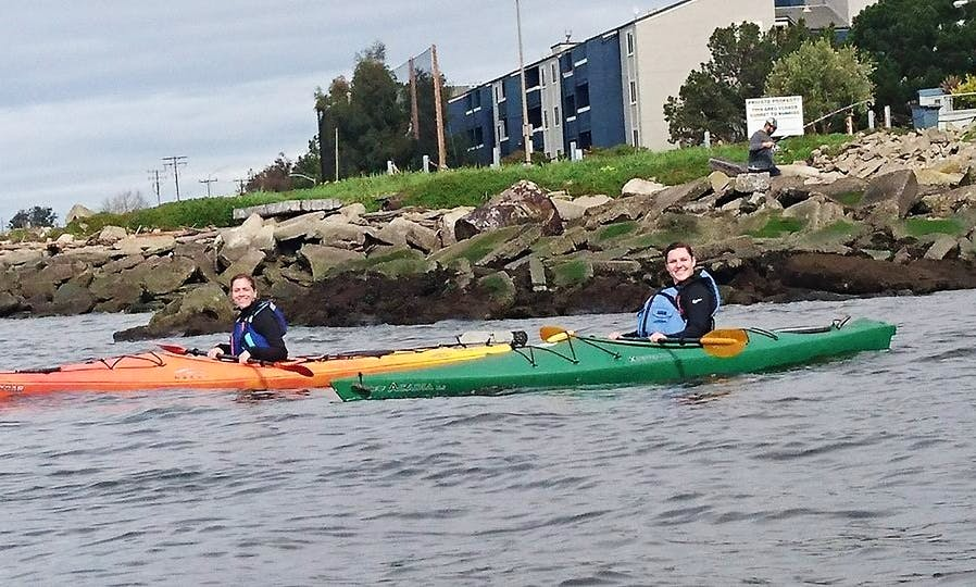 Kayak Rental In Alameda, California
