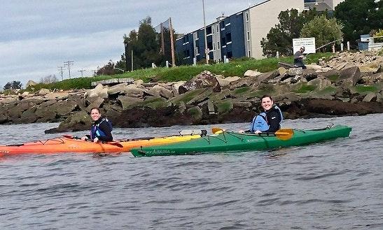 Kayak Rental In Alameda, California