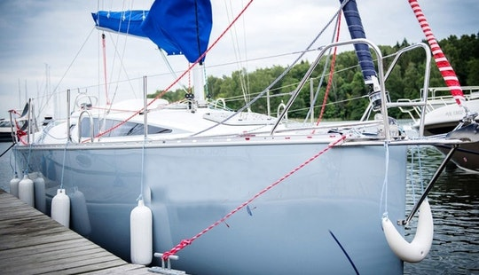 Janmor 25 Cruising Monohull Charter In Gmina Mikołajki, Poland