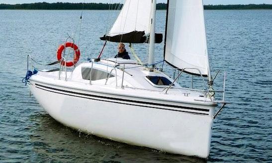Maxus 22 Sailboat Charter In Węgorzewo, Poland