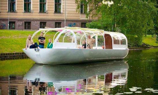 Water Taxi In Rīga