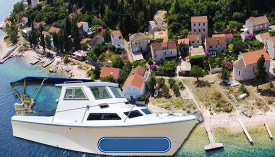 Water Taxi Service From Korčula To Vrnik In Croatia
