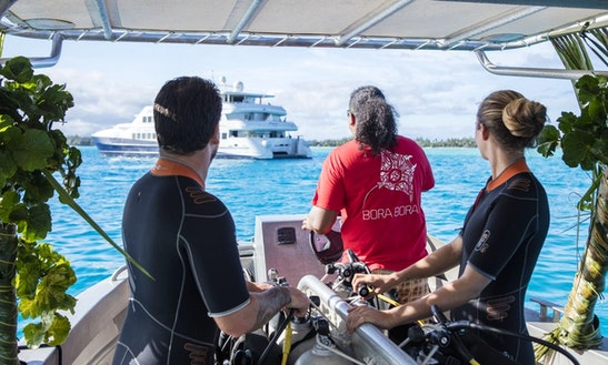 Private Boat – 2 Tank Dives (4h)