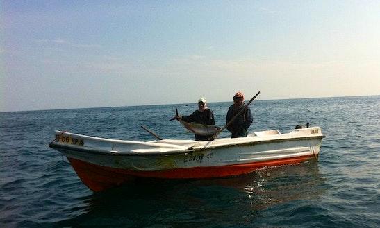 3-hours Of Fun Boat Tour In Ilanthadiya, Sri Lanka
