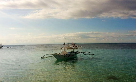 Charter A Traditional Boat In Baclayon, Philippines
