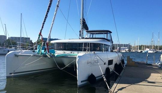 Cruising Catamaran Lagoon 42 Rental In Helsinki Area
