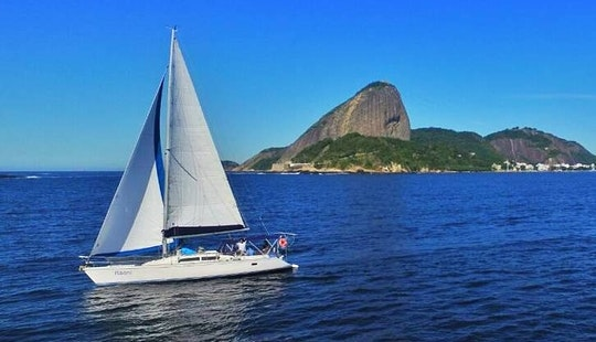 Charter 40' Veleiro Bruce Farr Cruising Monohull In Rio De Janeiro, Brazil