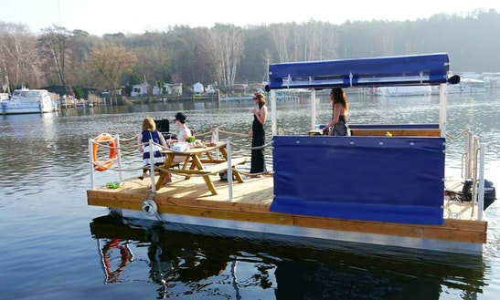 Small Motor Raft Rental In Berlin, Germany