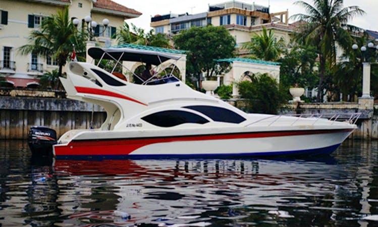 Charter Vincent Motor Yacht in Pademangan, Indonesia
