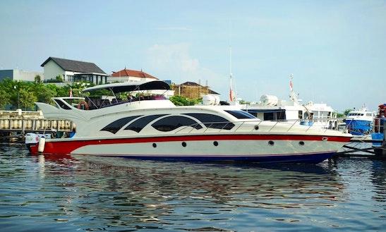 Charter Tidung Express Passenger Boat In Pademangan, Indonesia