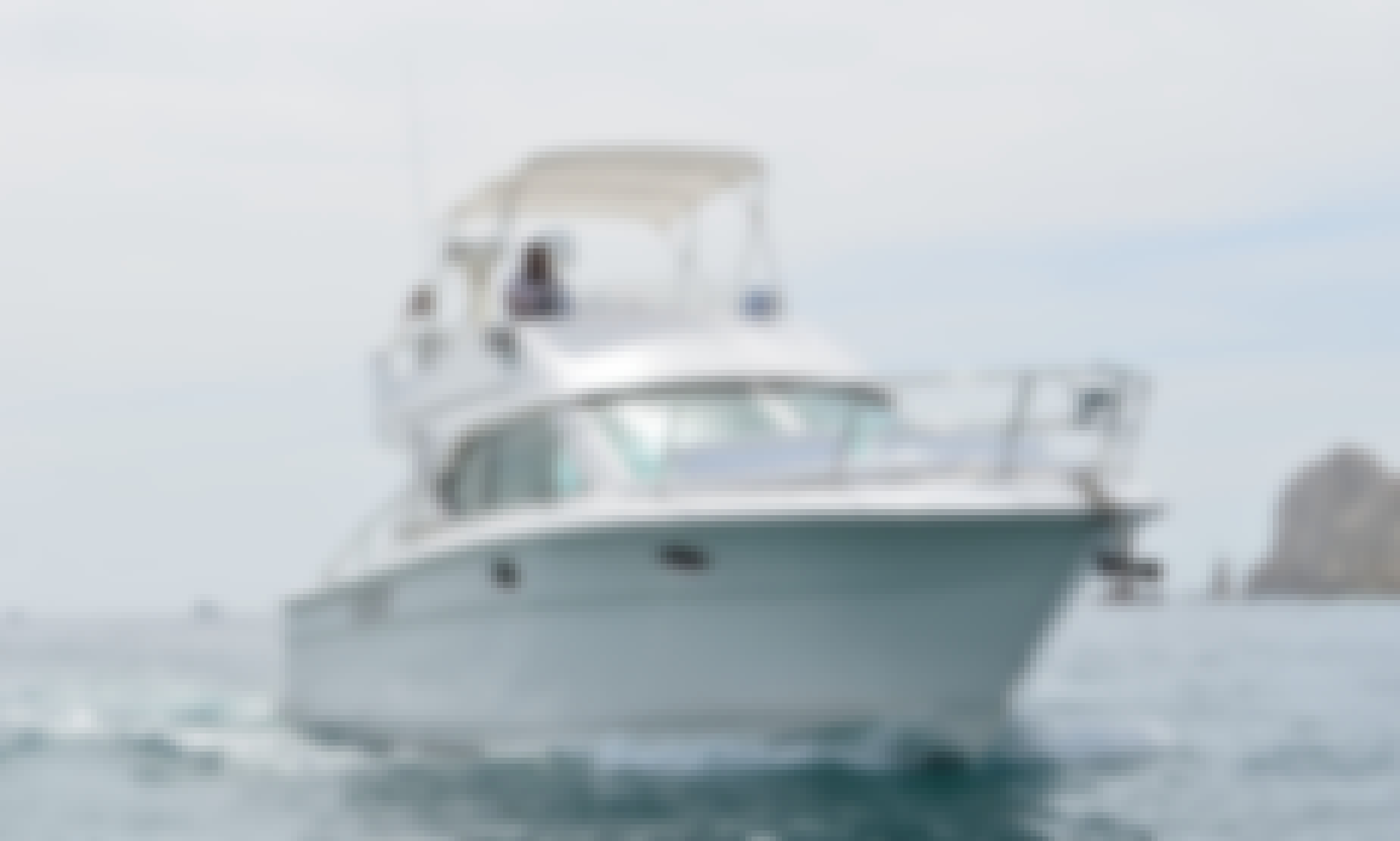 Motor Yacht rental in Oaxaca