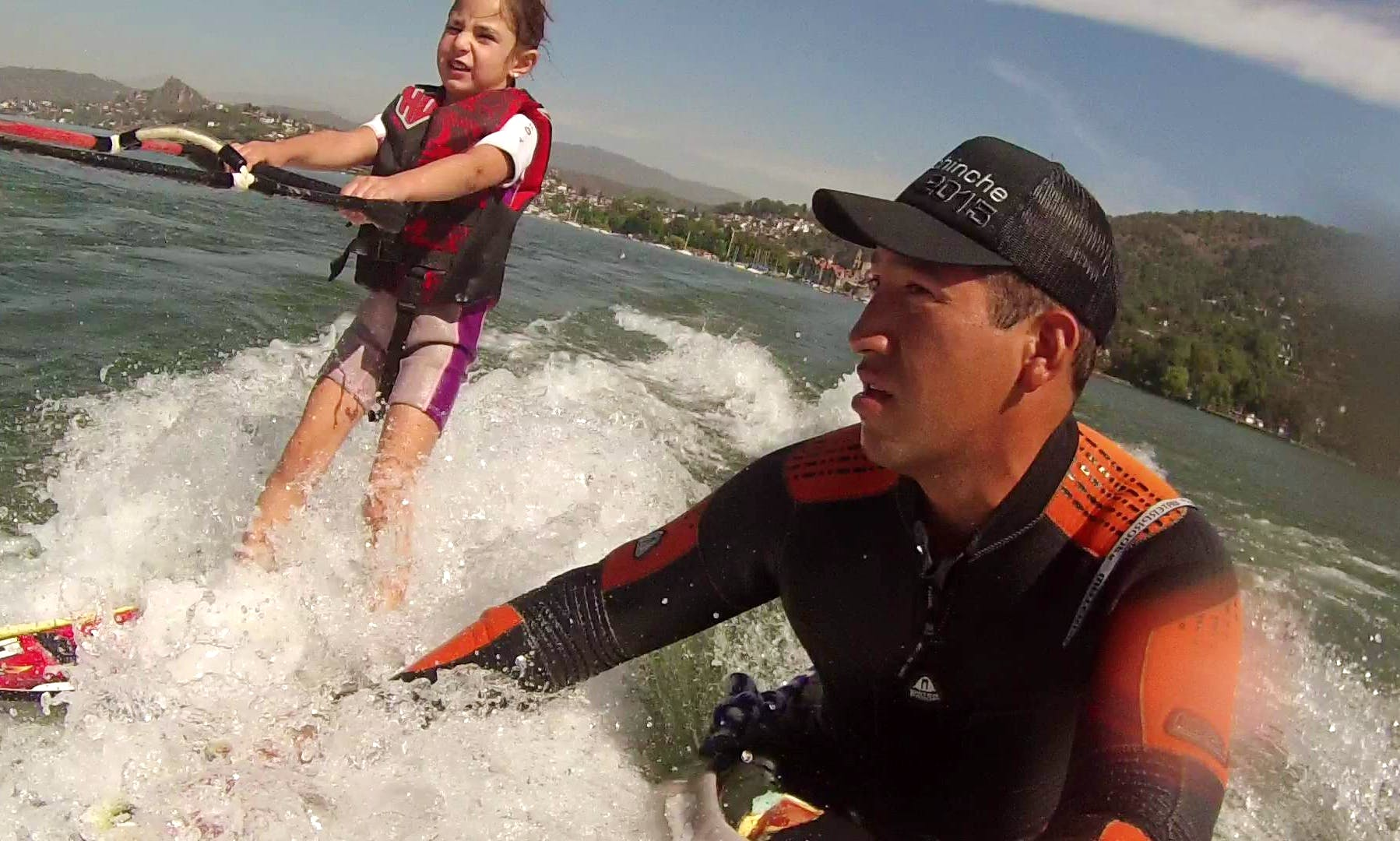 Wakeboarding Lessons in Valle de Bravo