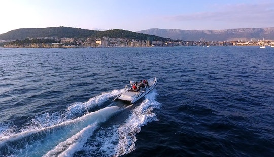 Boat Tours From Split Area To Islands And Coast!