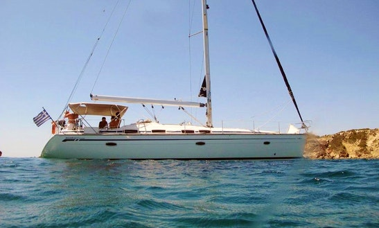 Bavaria 46 Cruiser Trips In Rodos