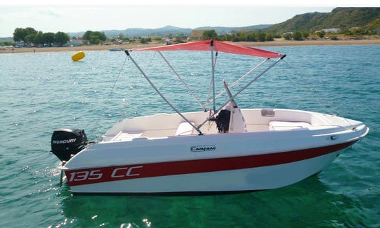 Bowrider Rental In Rodos, Greece